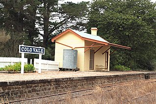Colo Vale, New South Wales Town in New South Wales, Australia
