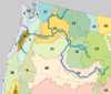 Columbia Level III ecoregions, Pacific Northwest.png