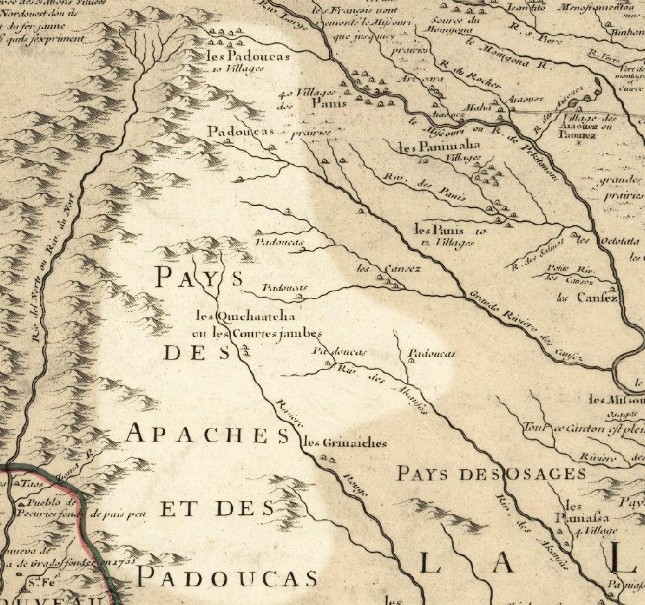 Comanche 1718