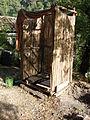 Composting toilet - Toilettes sèches en plein air.JPG