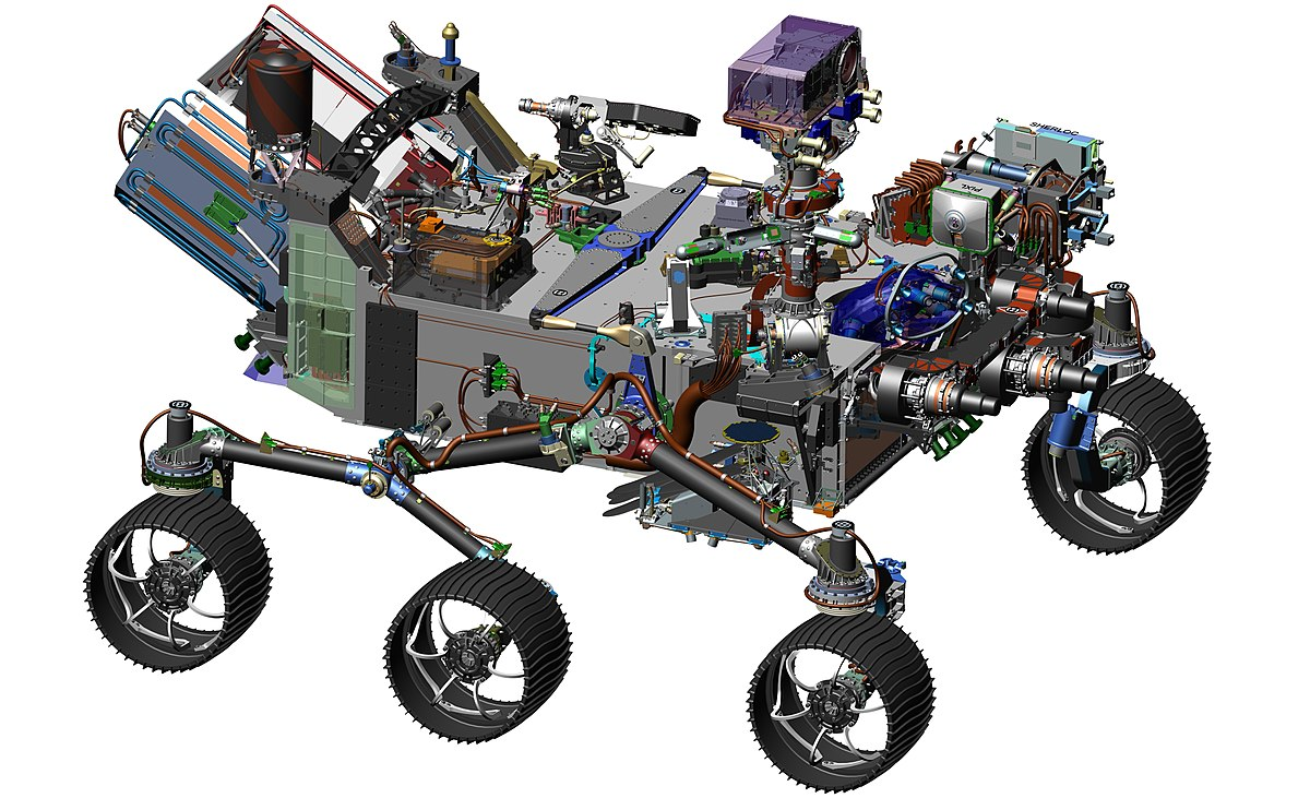 what was the design for the mars rover - photo #8