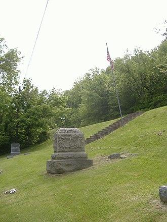 Confederate Monument in Augusta - Image: Confederate Monument in Augusta back