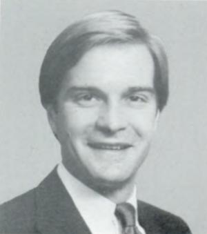 United States Senate election in Michigan, 1990 - Image: Congressman Bill Schuette