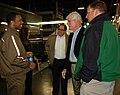 Congressman George Miller visits UPS Richmond Facility on February 22, 2012 (6936513073).jpg