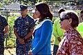 Congresswomen Gabbard Visits Loko Pa`aiau Fishpond (18020330219).jpg