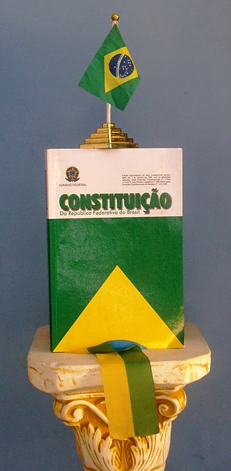 Constitution of Brazil - 2017 edition.