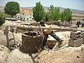 Construction de digesteurs pour une ferme, école et mosquée à Dayet Ifrah, Maroc (13244485675).jpg
