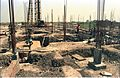 Convention Centre Complex Under Construction - Science City - Calcutta 1994-May 006.JPG
