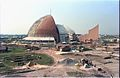 Convention Centre Complex Under Construction - Science City - Calcutta 1996-01-03 192.JPG