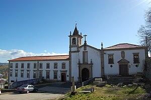 Das Kloster Convento de São Francisco