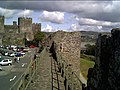 Conwy Town Walls near the Castle - geograph.org.uk - 12494.jpg