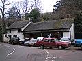 Coombe Garage, Coombeinteignhead - geograph.org.uk - 1105490.jpg