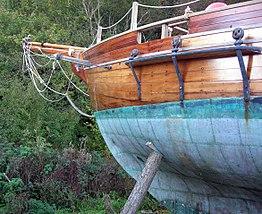 Coque Bateau Wikipédia - Peinture pour bateau aluminium