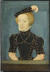 Marguerite de France, duchesse de Berry, duchesse de Savoie