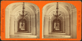 Corridor, House of Representatives. U.S. Capitol. Washington, D.C, by Chase, W. M. (William M.), 1818 - 9-1905.png