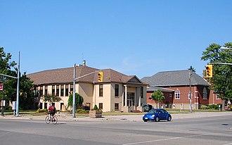 St. Clair, Ontario - Image: Corunna ON