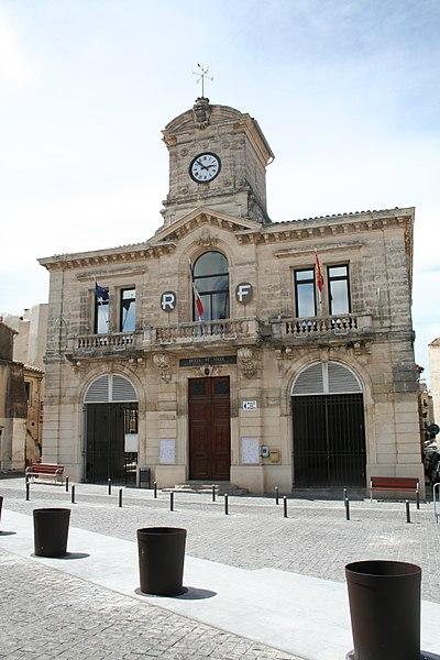 Cournonterral (Hérault) - Mairie.