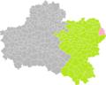 Courtenay (Loiret) dans son Arrondissement.png