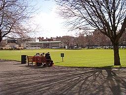 Cricket ground Trinity College Dublin