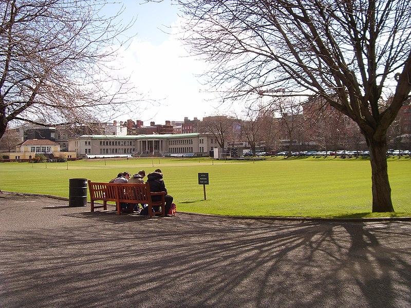 Cricket ground Trinity College Dublin.JPG