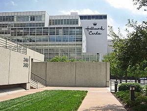 Hallmark Cards - Hallmark corporate offices.