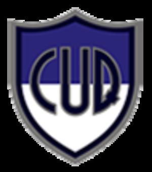 Círculo Universitario de Quilmes - Image: Cuq club logo