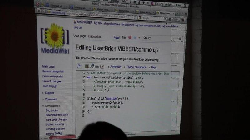 File:Customizing Wikipedia with Javascript - User Scripts