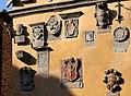 Cutigliano, palazzo dei capitani della montagna, stemmi 13.jpg