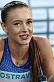 Czech sprinter Nicola Bendova in 2020.jpg