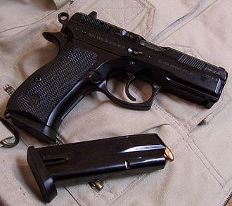 CZ 75 - The CZ P-01