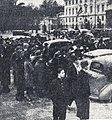 Départ du rallye Monte-Carlo 1936, place de la Concorde.jpg