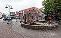 Dülmen, Brunnen an der Sparkasse -- 2016 -- 2712.jpg
