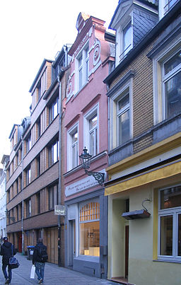 Düsseldorf, Wallstraße 31 a, 2012 (3)