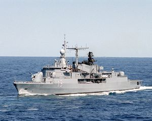 Almirante Brown-class destroyer