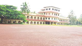 Cheriyanad Gramapanchayath in Kerala, India