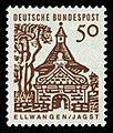 DBP 1964 458 Bauwerke Schlosstor Ellwangen.jpg