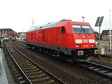 DB 245 022 in Westerland