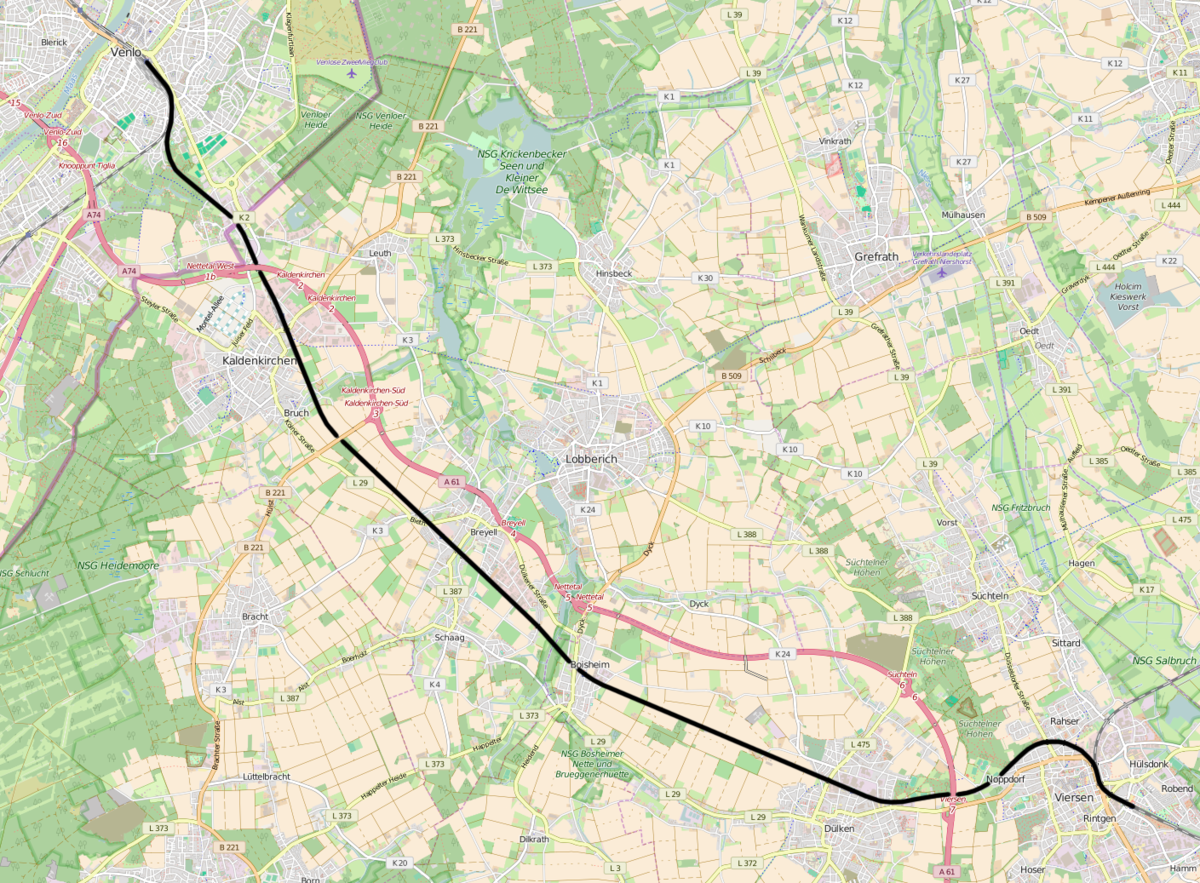 ViersenVenlo railway Wikipedia