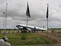 DC3 PEMBA AIRPORT 2009.jpg