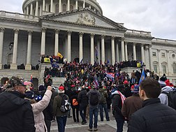 DC Capitol Storming, From WikimediaPhotos
