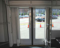 DC Streetcar - middle exit door - interior - 2010-05-05.jpg
