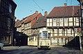DDR DDR HVG, Halberstadt, Straßenbahn (6405919061).jpg