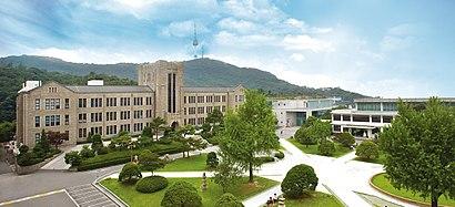 대중 교통으로 동국대학교 에 가는법 - 장소에 대해