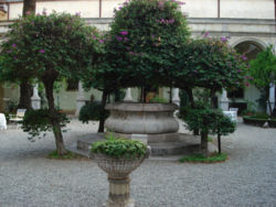 Poetisch Brunnen.Brunnen Wiktionary