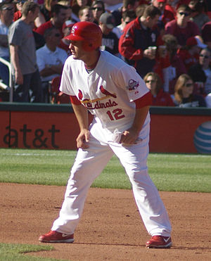 David Freese - Freese on the basepaths