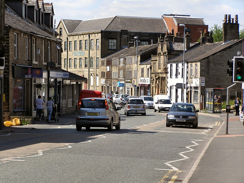 Dale Street, Milnrow, Greater Manchester