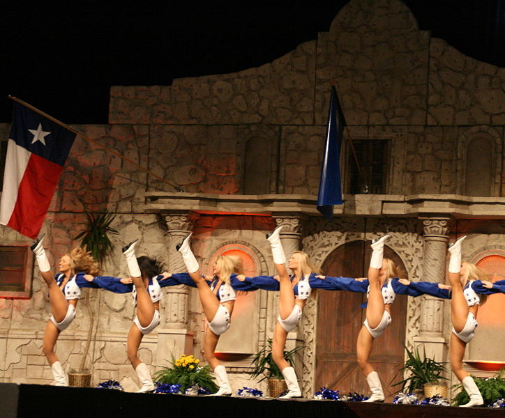 cowboy cheerleader dating Arlington, texas — there's a certain aura about the dallas cowboys cheerleaders on a sunny saturday morning in may, more than 500 women from all over the world—new york, miami, australia, japan—came to try out there were recent college graduates, triathletes, laker girls, former seattle.