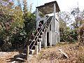 Dampatlang watchtower DTR forest staff 5 Feb 2013 AJTJ DSCN4460.jpg
