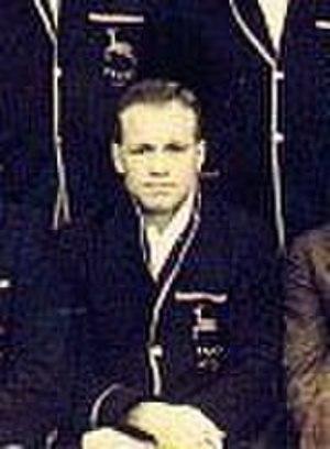 Danie Craven - Danie Craven in 1937