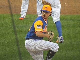 Daniel Zamora American baseball player
